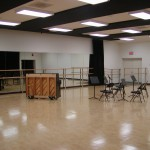 Rice Rehearsal Room