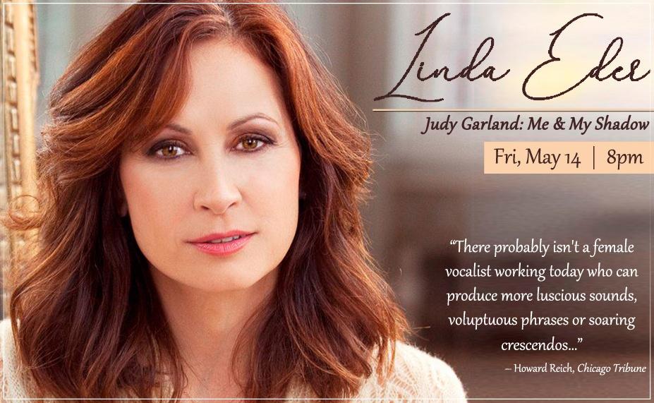 Linda Eder - May 14