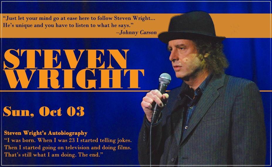 Seven Wright - October 03